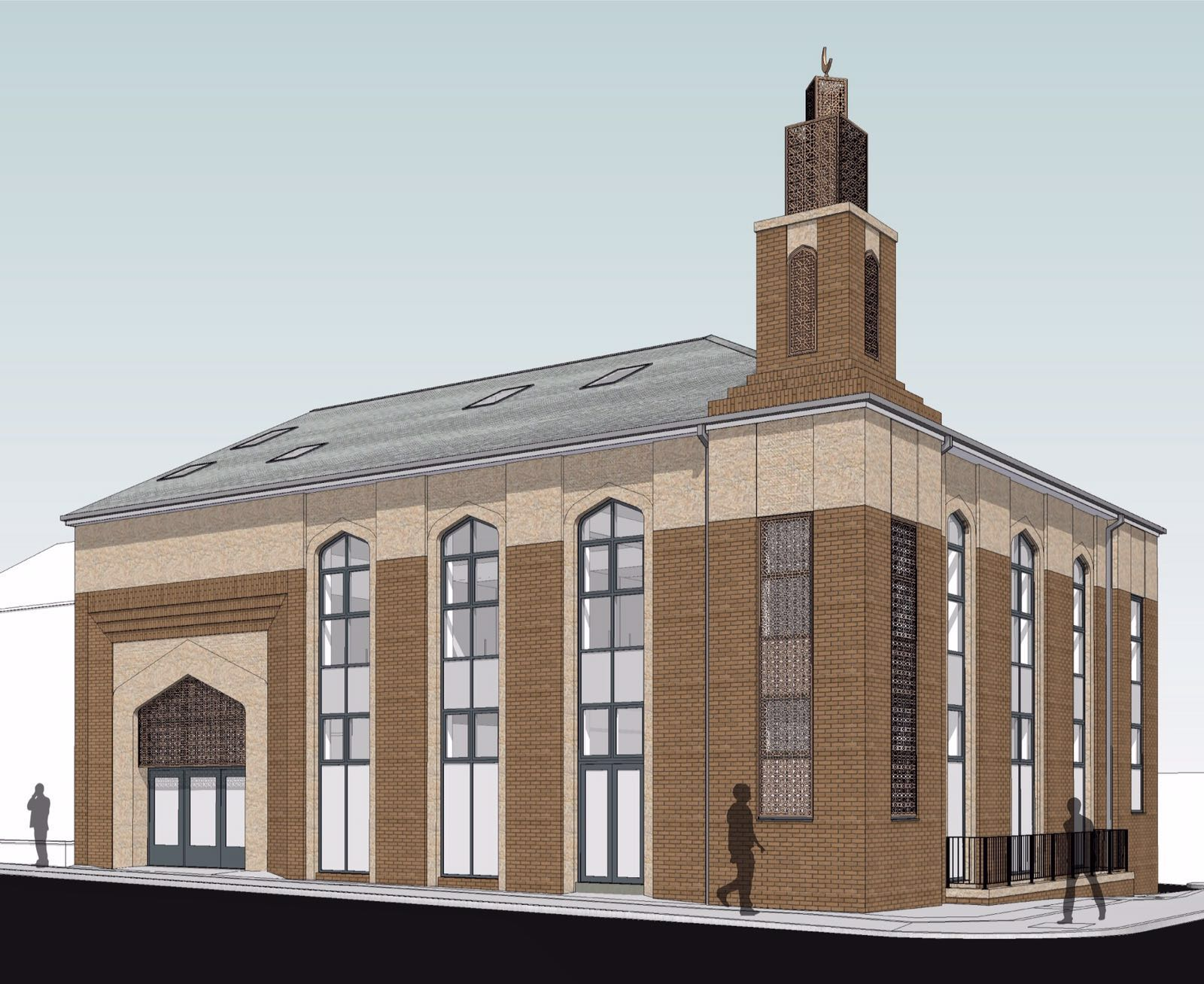 New Ashrafia Masjid Bolton
