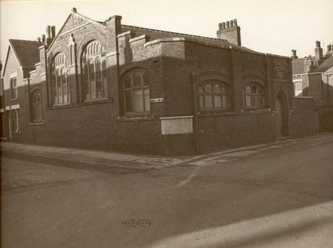 Old Ashrafia Masjid