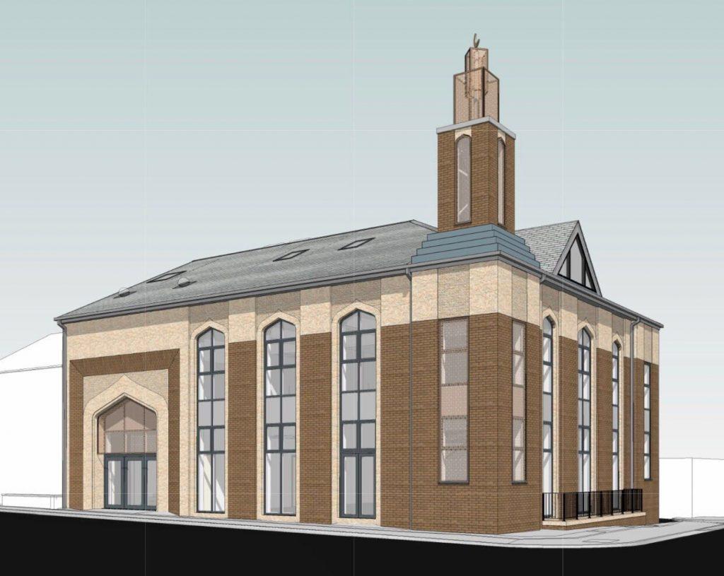 Ashrafia Masjid Bolton